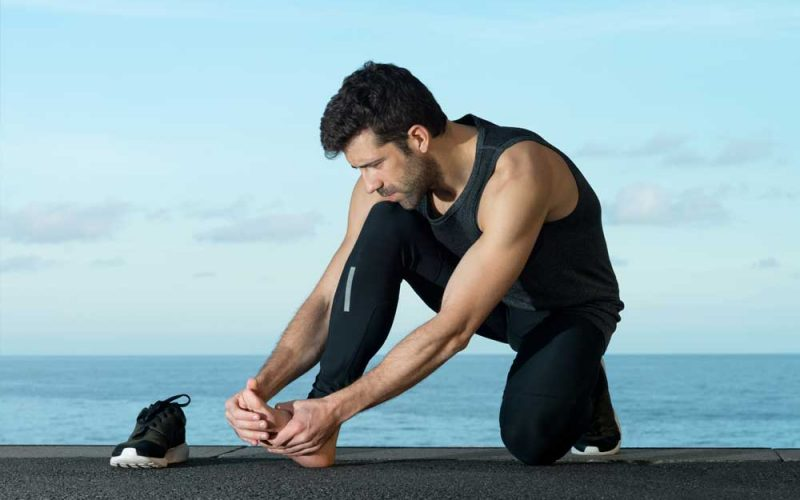 How To Manage Pain in the Ball of Your Foot